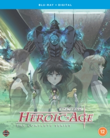 Heroic Age: The Complete Series, Blu-ray BluRay
