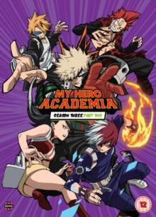 My Hero Academia: Season Three, Part Two, DVD DVD