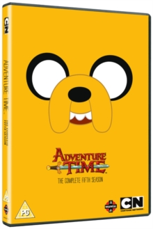 Adventure Time: The Complete Fifth Season, DVD DVD
