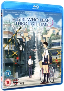 The Girl Who Leapt Through Time, Blu-ray BluRay