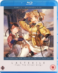 Last Exile - Fam, the Silver Wing: Part 1, Blu-ray  BluRay