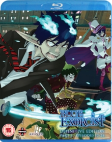 Blue Exorcist: Part 2, Blu-ray  BluRay