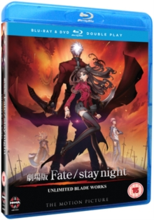 Fate/stay Night: Unlimited Blade Works, Blu-ray BluRay