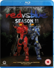 Red Vs. Blue: Season 11, Blu-ray  BluRay