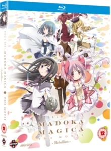 Puella Magi Madoka Magica: The Movie - Part 3: Rebellion, Blu-ray  BluRay