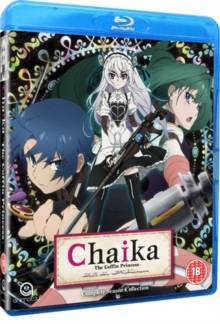 Chaika the Coffin Princess: Complete Season Collection, Blu-ray  BluRay