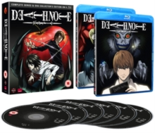 Death Note: Complete Series and OVA Collection, Blu-ray BluRay
