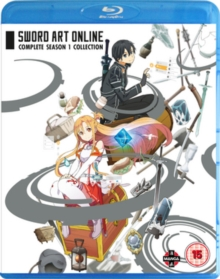 Sword Art Online: Complete Season 1 Collection