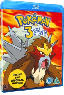Pokemon - The Movie: 3 - Spell of the Unown, Blu-ray BluRay