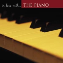 In Love With the Piano, CD / Album Cd