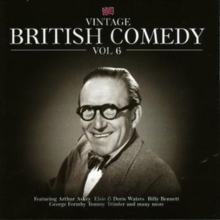 Vintage British Comedy Vol. 6, CD / Album Cd