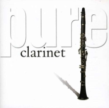 Pure Clarinet, CD / Album Cd