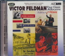 Four Classic Albums: Transatlantic Alliance/Victor Feldman Modern Jazz Quartet/..., CD / Album Cd