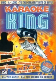 Karaoke King: Volume 1, DVD  DVD