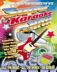 Super Karaoke Hits, DVD  DVD