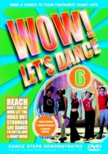 Wow! Let's Dance: Volume 6, DVD  DVD