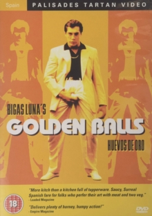 Golden Balls, DVD  DVD