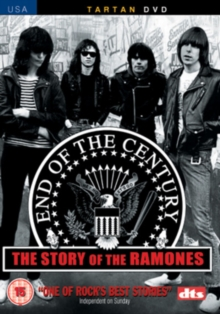 Ramones: End of the Century, DVD  DVD