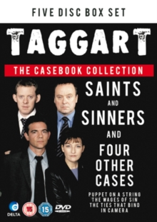 Taggart: Saints and Sinners and Four Other Cases, DVD  DVD