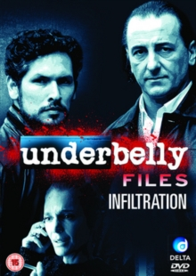 Underbelly Files: Infiltration, DVD  DVD