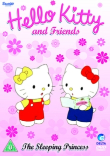 Hello Kitty and Friends: The Sleeping Princess, DVD  DVD