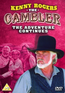 The Gambler: The Adventure Continues, DVD DVD