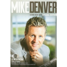 Mike Denver: 3 in a Row, DVD  DVD