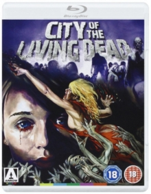 City of the Living Dead, Blu-ray  BluRay