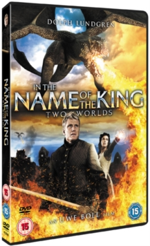In the Name of the King 2 - Two Worlds, DVD  DVD