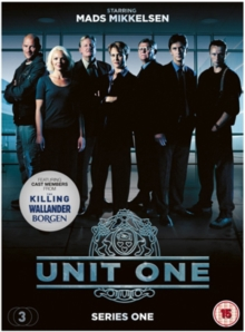 Unit One: Season 1, DVD  DVD