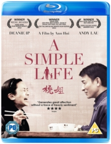 A   Simple Life, Blu-ray BluRay