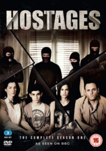 Hostages: The Complete Season One, DVD  DVD