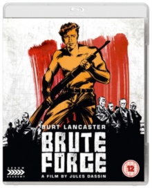 Brute Force, Blu-ray  BluRay