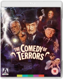 The Comedy of Terrors, Blu-ray BluRay