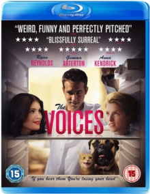 The Voices, Blu-ray BluRay