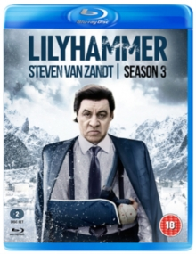 Lilyhammer: Complete Series 3, Blu-ray  BluRay