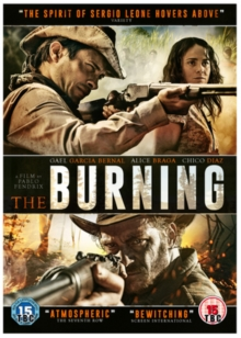 The Burning, DVD DVD