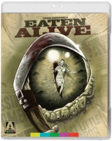 Eaten Alive, Blu-ray  BluRay