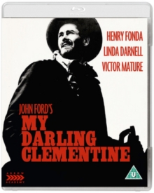 My Darling Clementine, Blu-ray  DVD