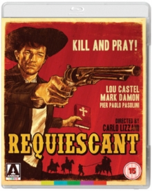 Requiescant, Blu-ray  BluRay