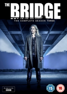 The Bridge: Series 3, DVD DVD