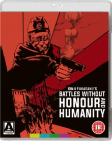 The Yakuza Papers: Battles Without Honour and Humanity, Blu-ray BluRay