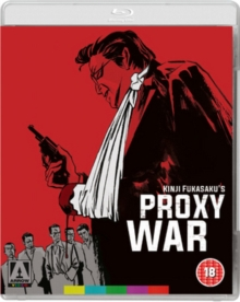 The Yakuza Papers: Proxy War, Blu-ray BluRay
