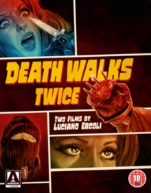 Death Walks Twice, DVD DVD