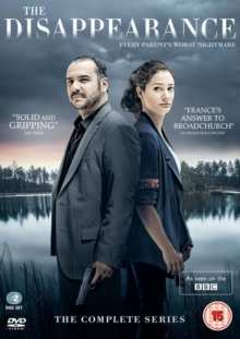 The Disappearance, DVD DVD
