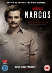 Narcos: The Complete Season One, DVD DVD