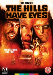 The Hills Have Eyes, DVD BluRay