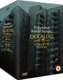 Dekalog and Other Television Works, Blu-ray BluRay