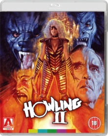 Howling II - Your Sister Is a Werewolf, Blu-ray BluRay