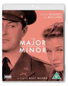 The Major and the Minor, Blu-ray BluRay